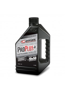 Maxima 4T Pro Plus+ 100% Ester Synthetic (SAE 10w50) 1Litre
