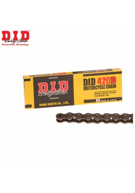 DID Chain 420 x 134 RJ Heavy Duty Black Chain