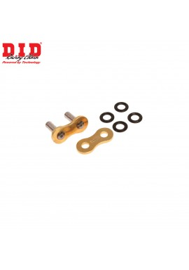 DID Rivet Connecting Link 520 VX2 Gold (ZJ)