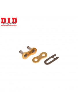 DID Split Connecting Link 520 DZ Gold & Black