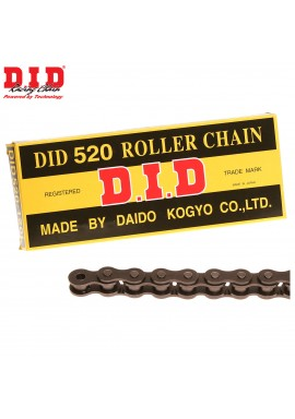 DID Chain 520 x 120 RJ Heavy Duty Black Chain