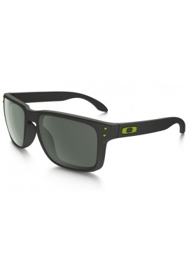 Oakley Holbrook Sunglasses Steel Dark Grey