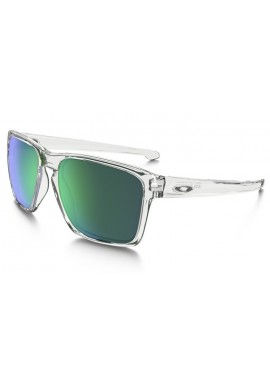 Oakley Sliver XL Sunglasses Clear Jade Iridium