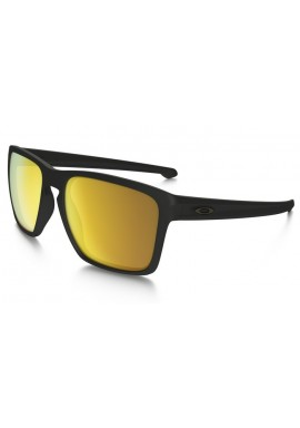 Oakley Sliver XL Sunglasses Matt Black 24K Iridium