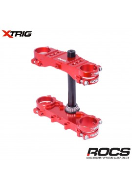 Xtrig ROCS Tech Triple Clamp Set Honda CRF150 07-17