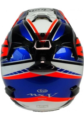 2017 Arai MX-V Motocross Helmet - Rumble Red