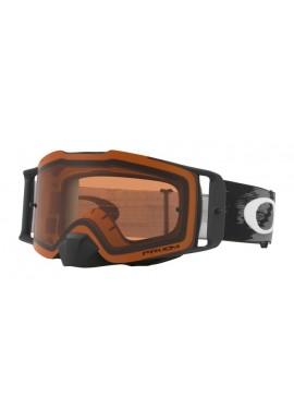 2018 Oakley Front Line Goggle Matte Black- Prizm Bronze Lens