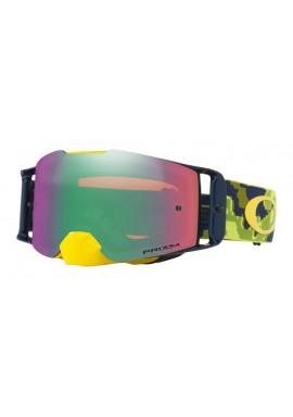 2018 Oakley Front Line Goggle Thermo Camo Green- Prizm Jade Iridium Lens