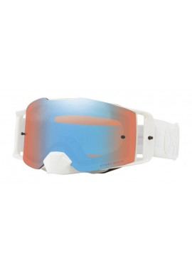 2018 Oakley Front Line Goggle Factory Pilot Whiteout- Prizm Sapphire Iridium Lens