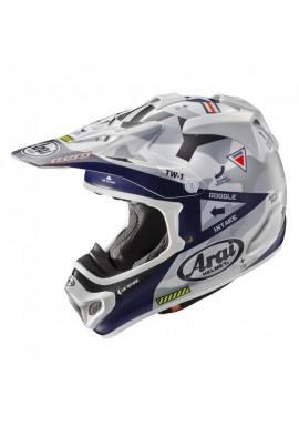 Arai MX-V Motocross Helmet - Navy