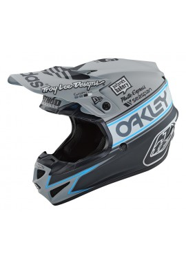 2019 Troy Lee Designs SE4 Youth team edition Helmet