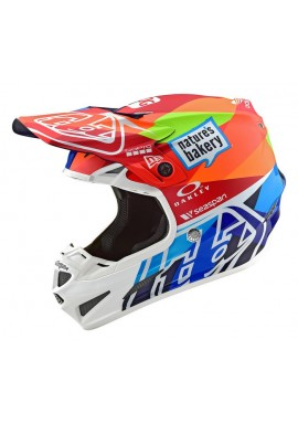 2019 Troy Lee Designs SE4 jet Motocross Helmet