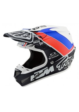 2019 Troy Lee Designs SE4 Composite Spring Unite Motocross Helmet