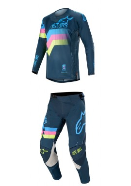 2020 Alpinestars Techstar Venom Motocross Kit - Aqua