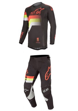 2020 Alpinestars Techstar Venom Motocross Kit - Black
