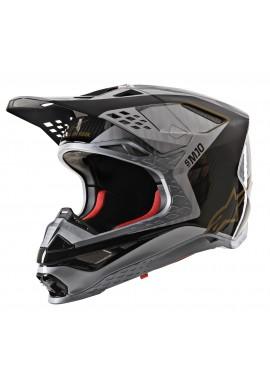 2020 Alpinestars Supertech M10 Alloy Motocross Helmet