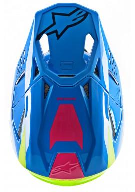 2020 Alpinestars Supertech M8 Radium Motocross Helmet