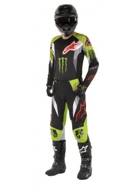 2020 Alpinestars Techstar Eli Tomac Monster Motocross Kit - Black