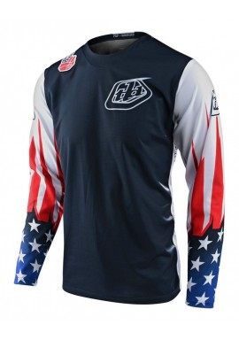 TROY LEE DESIGNS Liberty kit red/white/blue