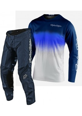 2020 Troy Lee Designs STAIND Youth Kids TLD GP Motocross Gear Navy White