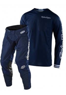 2020 Troy Lee Designs TLD GP MONO Motocross Gear Navy Navy