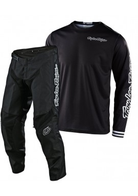 2020 Troy Lee Designs Mono Youth Kids TLD GP Motocross Gear Black