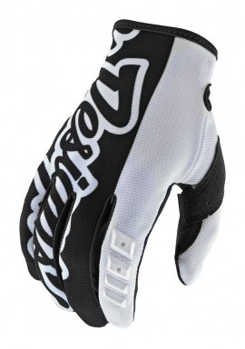 2020 Troy Lee Designs Youth Kids GP TLD MX Motocross Gloves Solid Black