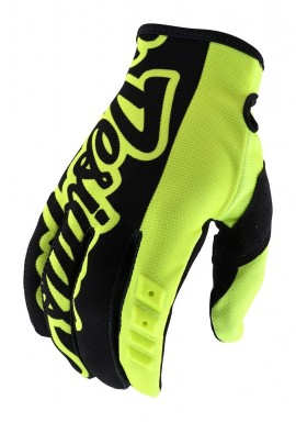 2020 Troy Lee Designs Youth Kids GP TLD MX Motocross Gloves Solid Yellow