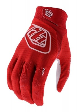 2020 Troy Lee Designs TLD GP Air Youth Kids Motocross Gloves Solid Red