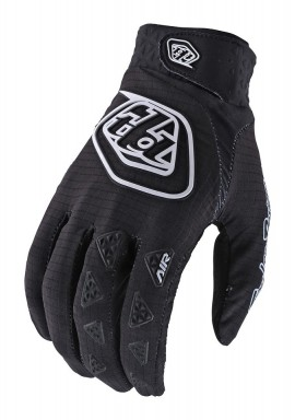 2020 Troy Lee Designs TLD GP Air Youth Kids Motocross Gloves Solid Black