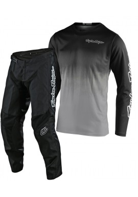 2020 Troy Lee Designs TLD GP STAIND Motocross Gear Black Black