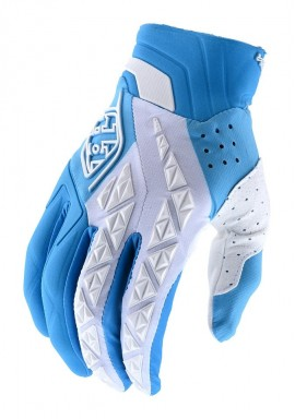 2020 Troy Lee Design TLD SE Pro Motocross Gloves Ocean Blue