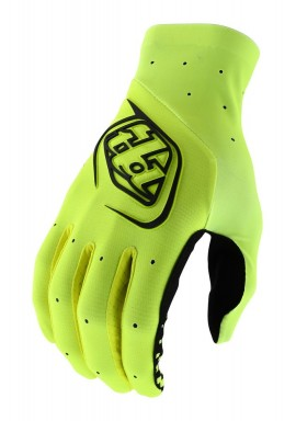 2020 Troy Lee Design TLD SE Ultra Motocross Gloves Yellow